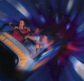 Space Mountain web
