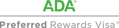 ADA Preferred Rewards Visa logo web