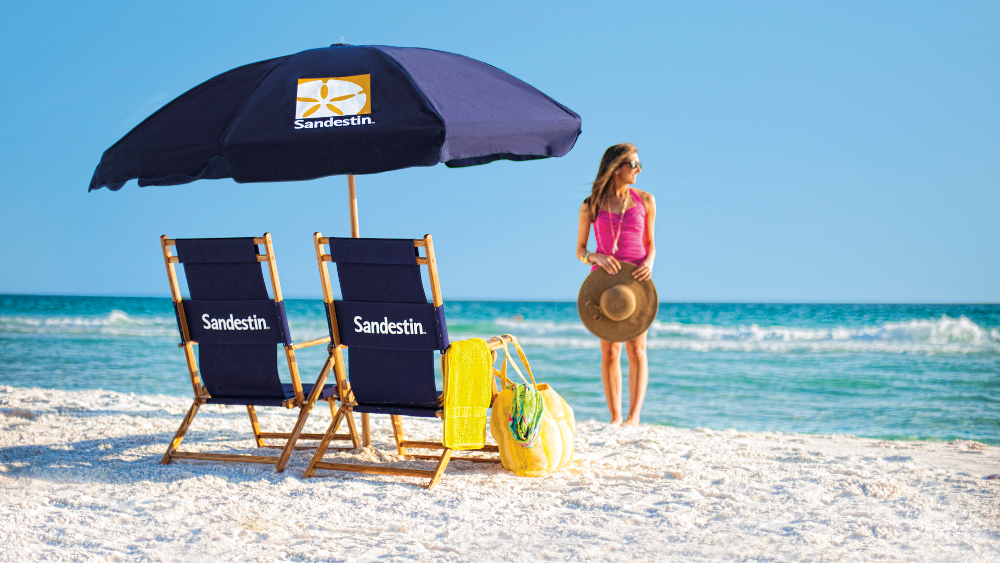 Sandestin Beach header ad